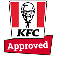 approved by KFC