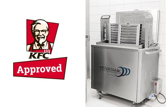KFC approved inweektank